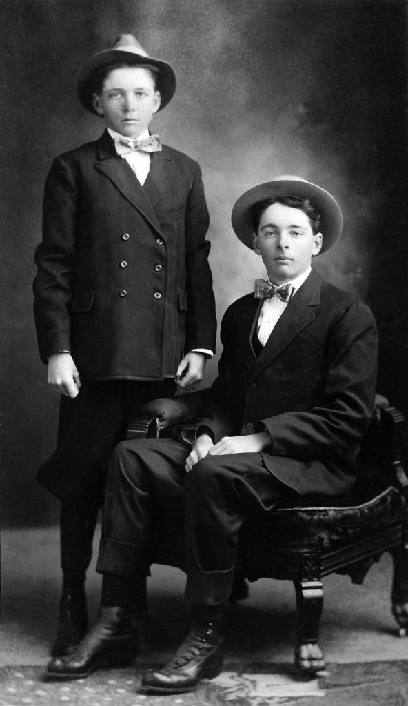 Wm Claude and Clarence E. Dodgen